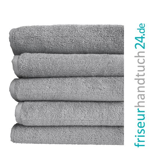 Mikrofaser Handtücher Grau