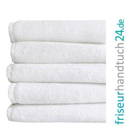 Mikrofaser Handtuch Weiß